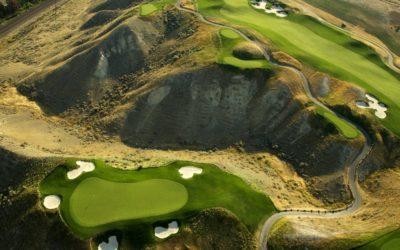 Signature Golf Holes in Kamloops