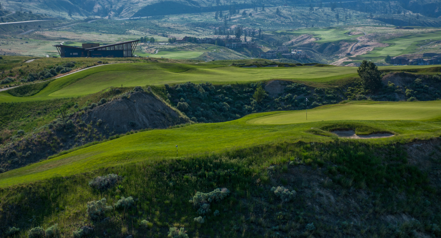 Endless Summer Golf in Kamloops