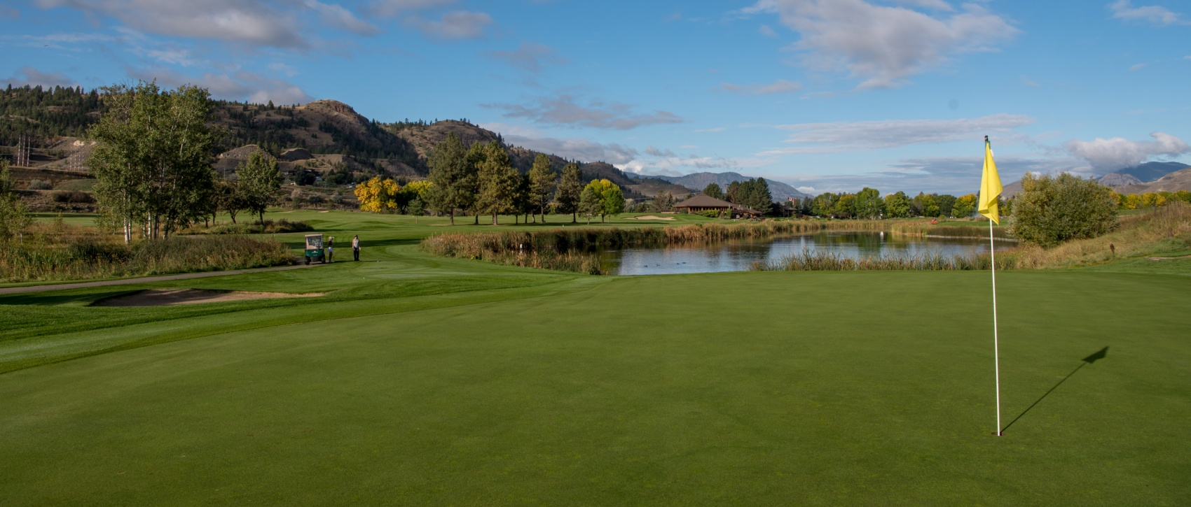 Rivershore Golf Kamloops
