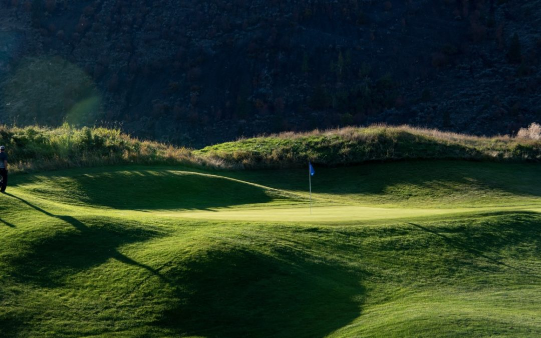 Graham Cooke Leaves His Mark on 4 Kamloops Courses