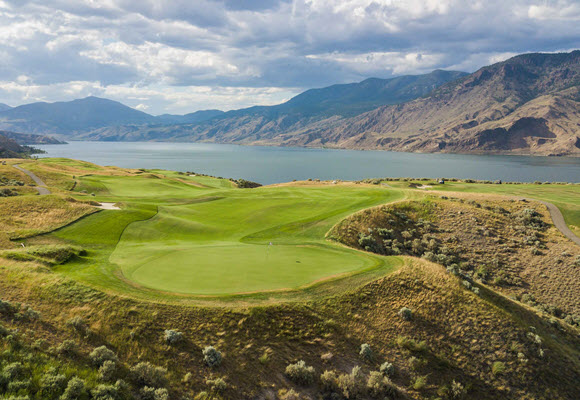 Accolades for Golf in Kamloops