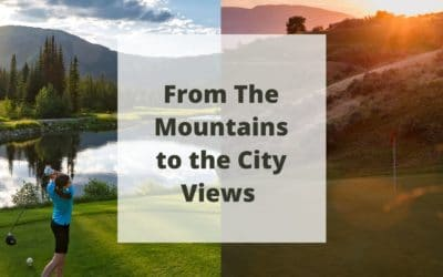 Two Great Tracks to Add to your Kamloops Golf Itinerary