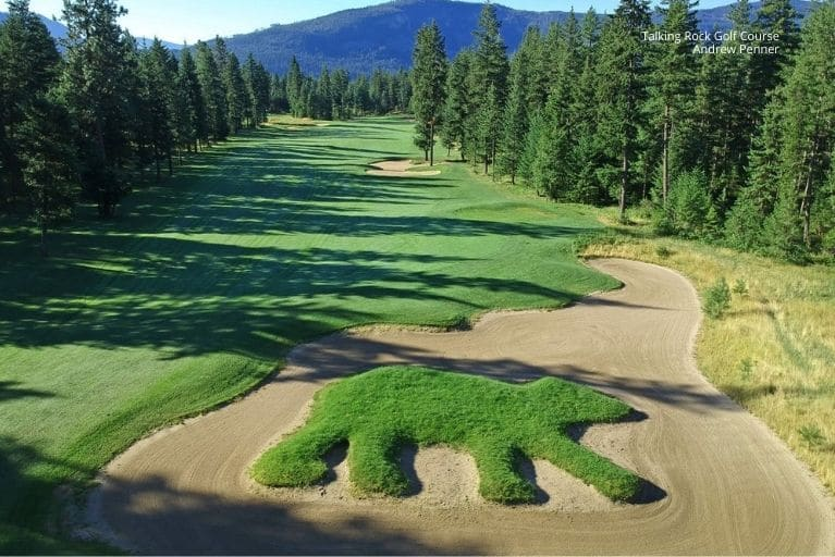 Roll the Greens on the Rich Lands of the Secwepemc People